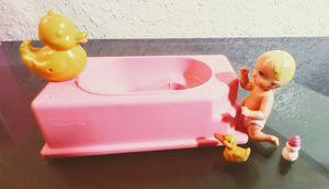 Barbie baby & bath for Sale in Oklahoma City, OK