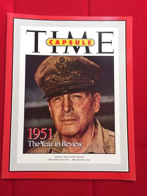 Time Magazine : Time Capsule : 1951 for Sale in North Bethesda, MD