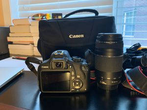 Canon EOS Rebel T5 for Sale in Herndon, VA