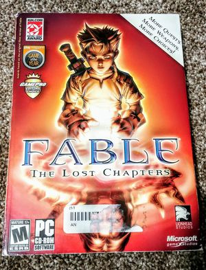 FABLE The Lost Chapters for Sale in Wells, ME