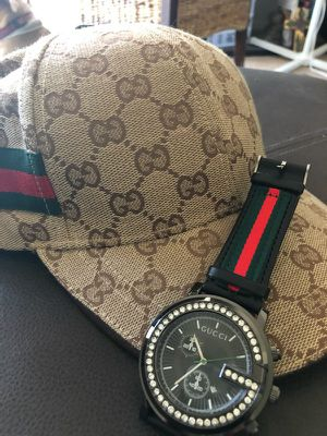 Hat and watch for Sale in Fresno, CA