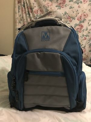 Edge charging authentic backpack blue for Sale in Tampa, FL