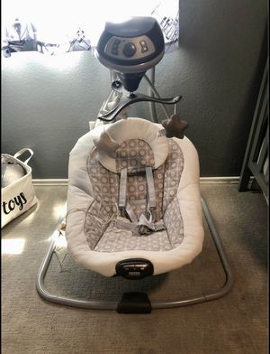 Graco Simple Sway Baby Swing for Sale in Little Elm, TX