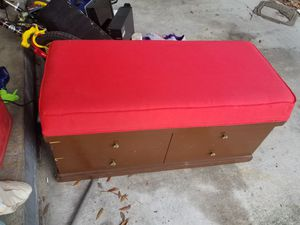 SEAT AND STORAGE for Sale in Jacksonville, FL