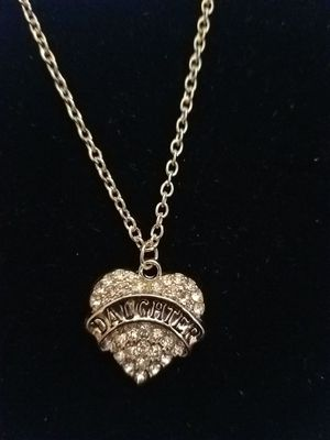 New Daughter Necklace for Sale in Las Vegas, NV