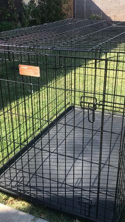 Brand New XXLarge Dog Cage 48Lx 32 H X 30 W for Sale in Phoenix,  AZ