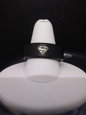 Superman Stainless Steel Ring Size 12 for Sale in Grove City, OH