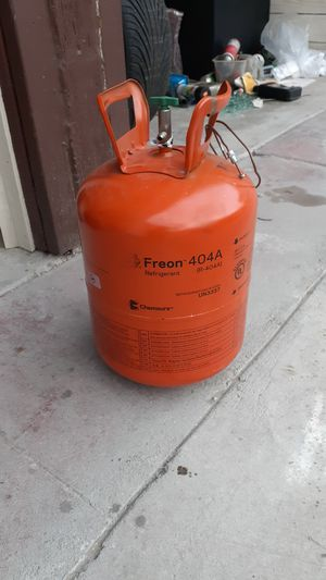 Freon 404A Refrigerant for Sale in Hawthorne, CA