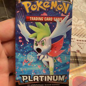 Pokémon Platinum Base Pack NEW Sealed Rare 2009 for Sale in Bristow, VA