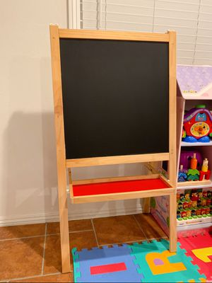 Children's blackboard rack for Sale in Union City, CA