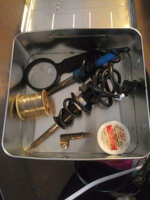 Soldering kit for Sale in Phoenix, AZ