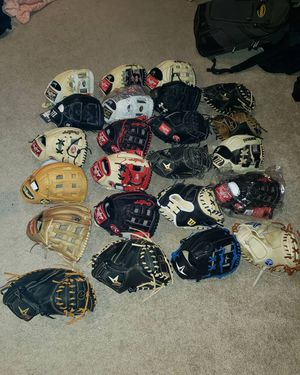 Baseball Glove, gloves, mitts, mitt!! All high end pro models for Sale in Riverside, CA