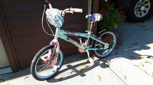 """Super Cute Girls 18"""" BMX Bike Little Mix Matched - Aqua / Purple for Sale in Brook Park, OH"""