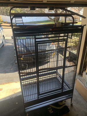 Bird cage for Sale in Marlboro Township, NJ