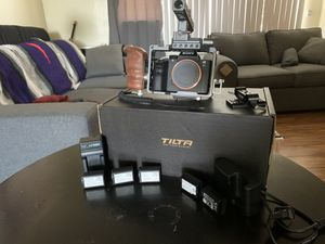Sony a7sii + Tilta Cage for Sale in Los Angeles, CA