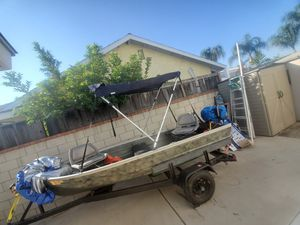 John boat 12ft for Sale in Corona, CA
