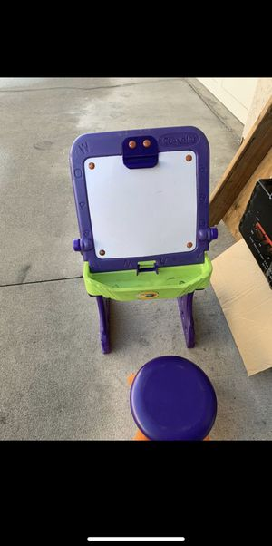 Kids whiteboard desk with chair for Sale in Norwalk, CA