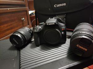 Canon EOS Rebel T6 Camera for Sale in Oklahoma City, OK