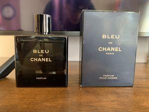 Bleu De Chanel Parfum for Sale in Jersey City, NJ
