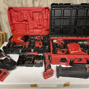 Milwaukee Tools All For $575 for Sale in North Haven, CT