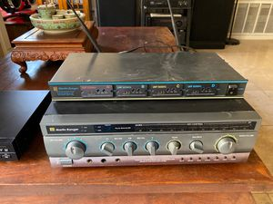 Stereo Martin Ranger Pure Sound 66 Amplifier +Microphone System for Sale in Chula Vista, CA