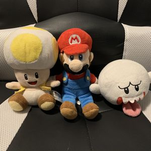 Mario Plushies for Sale in Payette, ID