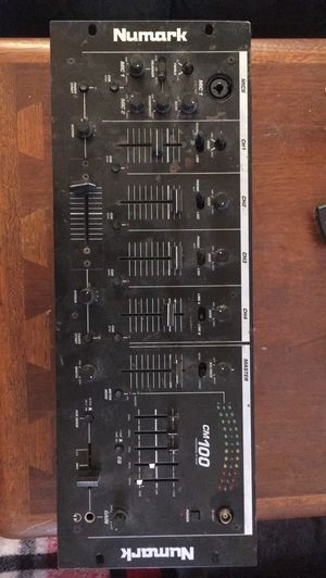 NUMARK CM100 PRO AUDIO MIXER for Sale in Falls Church, VA