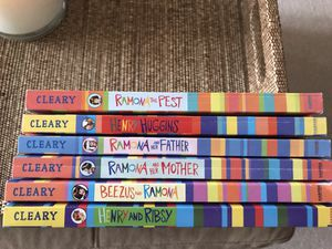 BEVERLY CLEARY BOOKS for Sale in Oak Lawn, IL