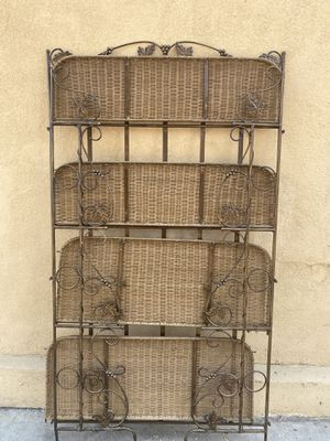 Iron Baker Rack for Sale in Paramount, CA