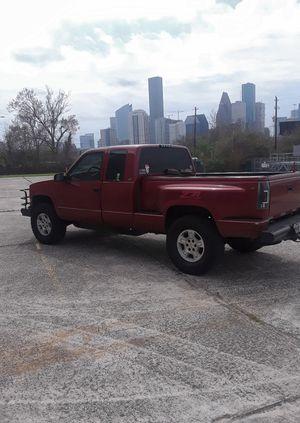 95 Chevy silverado. for Sale in Houston, TX