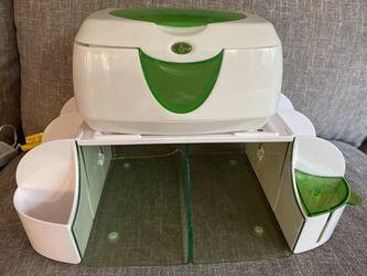 Diaper wipe warmer/ organizer for Sale in Irons,  MI