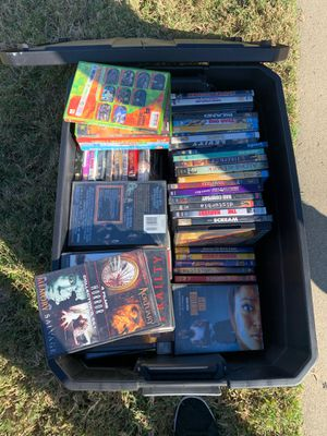 DVDs for Sale in Santa Fe Springs, CA