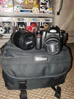 Nikon D50 Bundle for Sale in Waterbury, CT