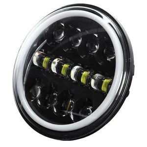 """Motorcycle 7"""" LED Halo Headlight Projector for Harley Davidson for Sale in Anaheim, CA"""
