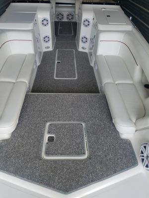 Boat carpet kit conquest deck boat for Sale in Fontana, CA