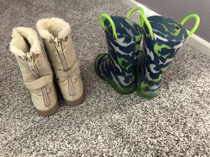 7 t boots for Sale in Henderson, NV