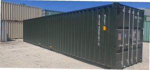 New 40' Water Tight Storage Container / Shipping Container for Sale in Fife, WA