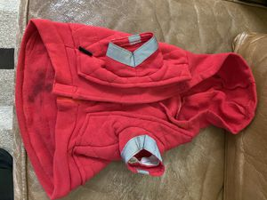 Hooded quilted Dog coat for medium size dog for Sale in Fresno, CA
