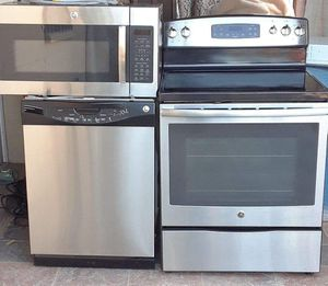 stainless steel Ge appliances for Sale in Phoenix, AZ