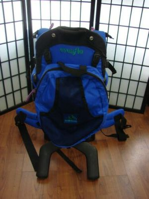Evenflo Trailblazer Infant Baby Carrier Hiking Backpack Good Condition Open To Offers for Sale in Highland, IN
