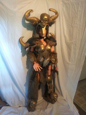 Contest Winner!! Halloween Costume Lady Barbarian for Sale in Mill Creek, WA