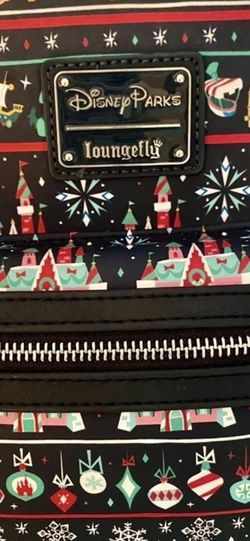 Loungefly Disney Christmas Backpack for Sale in Salinas,  CA
