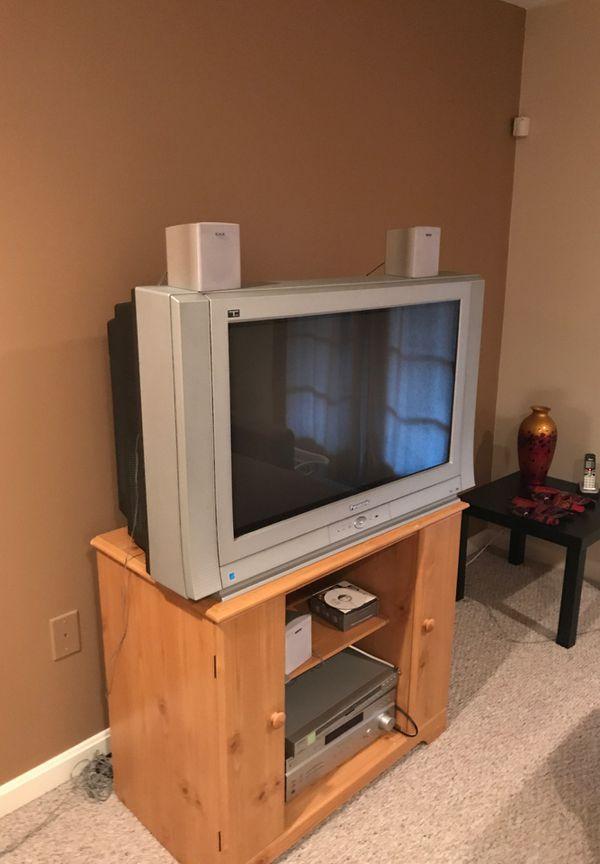Panasonic HDTV Monitor