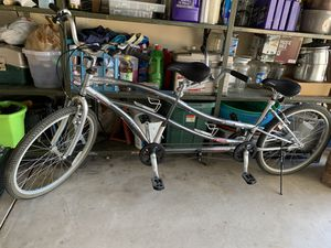 Shimano Kent Tandem Bicycle for Sale in Colorado Springs, CO