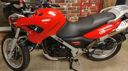BMW 2010 G650GS motorcycle low miles for Sale in Marietta,  GA