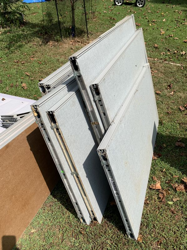 Office cubicle parts **FREE**