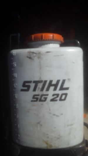 STIHL back pack sprayer for Sale in Phoenix, AZ