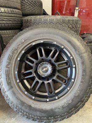 AR 6 lug wheels for Sale in Los Angeles, CA