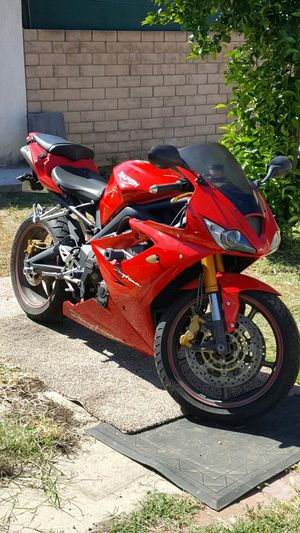 Motorcycle Triumph Daytona 675cc for Sale in Los Angeles, CA