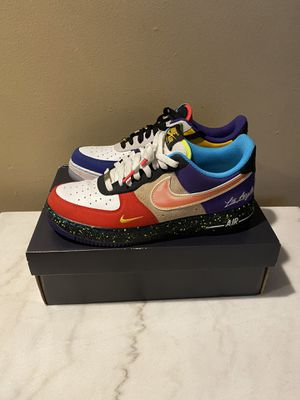 Air Force 1 What the LA size 10 8.5/10 condo for Sale in Los Angeles, CA